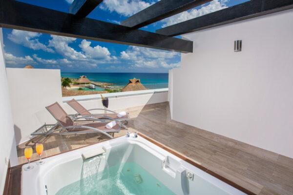Hard Rock Hotel Riviera Maya - Sky Terrace